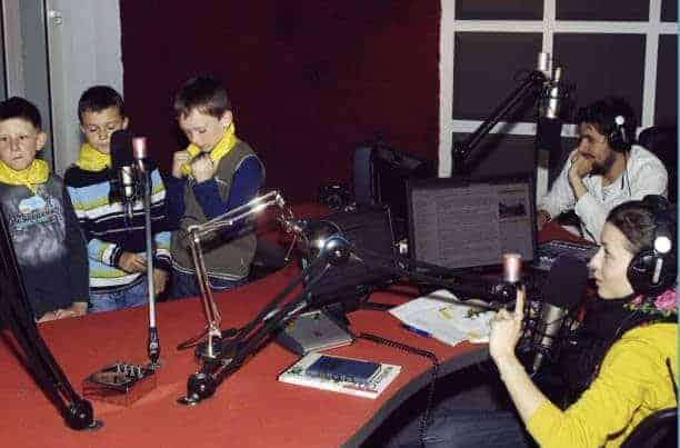 Wspólna kampania stacji Boomerang iRadia Bajka