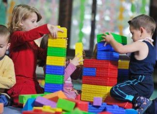 Zabawki rozwijające kreatywność to jeden z najważniejszych tegorocznych trendów zabawkarskich. Fot.yano.co.uk