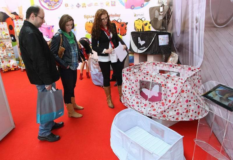 Najlepsze produkty targów Czas Dziecka 2014 w Kielcach zostaną po raz pierwszy wybrane przed imprezą. Dzięki temu zwycięzcy będą mieć możliwość pochwalenia się nagrodami już od pierwszych chwil wystawy. Fot.TargiKielce