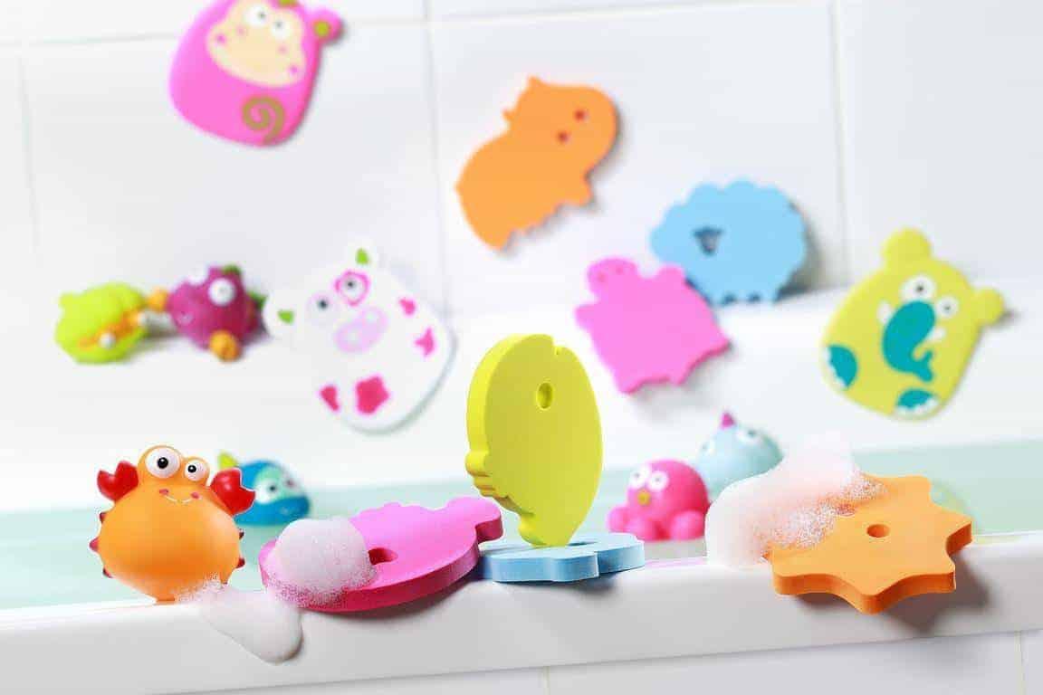 Baby Ono. Puzzle kąpielowe