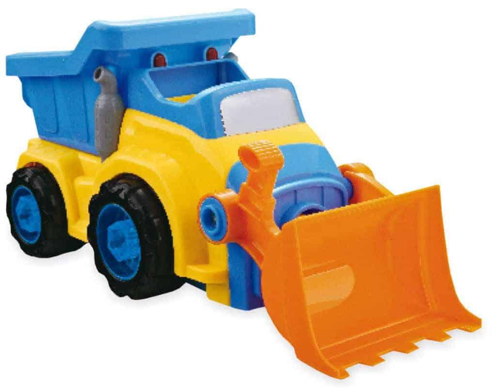 Zabawka edukacyjna koparka wywrotka bran a dzieci ca for Kitchen set zabawka