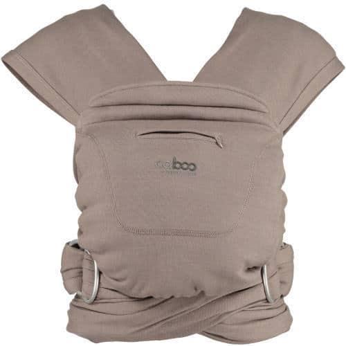 Caboo nosidło z bawełny organicznej Driftwood Marl