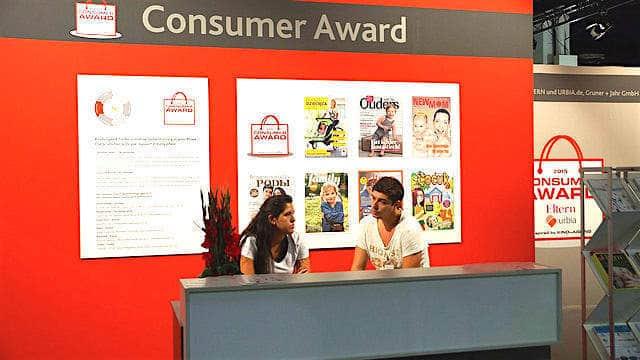 Consumer Award