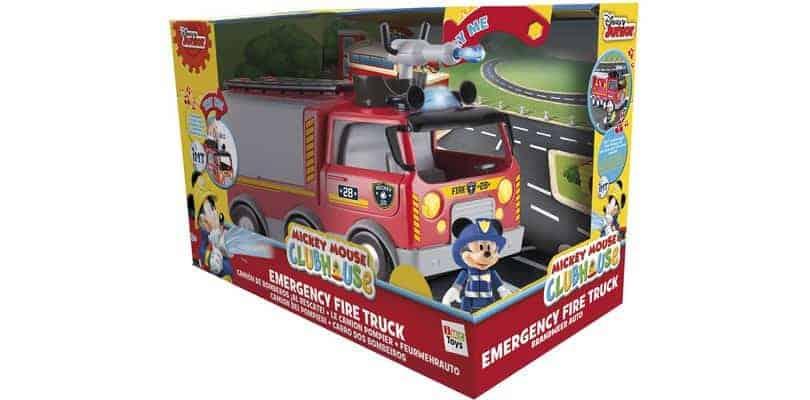 Straż pożarna Myszka Miki