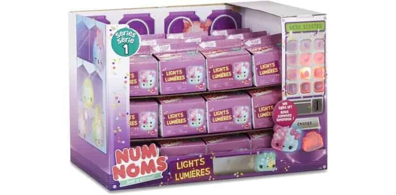 Świecące Num Noms Lights seria 3.0