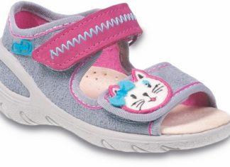 Sandałki dziecięce Befado Sunny