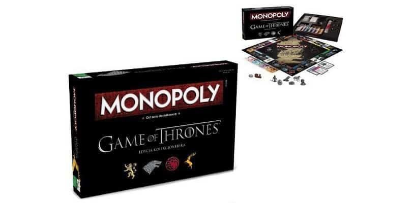 Gra Monopoly Gra o tron