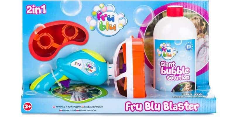 Miotacz baniek Fru Blu