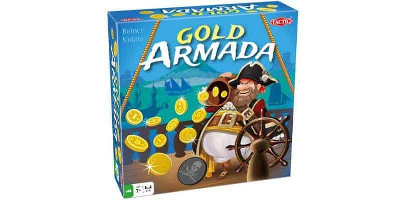 Gra Tactic Games Gold Armada