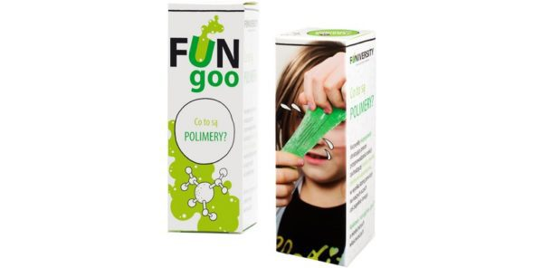 Fununiversity Fun Goo Co to są polimery