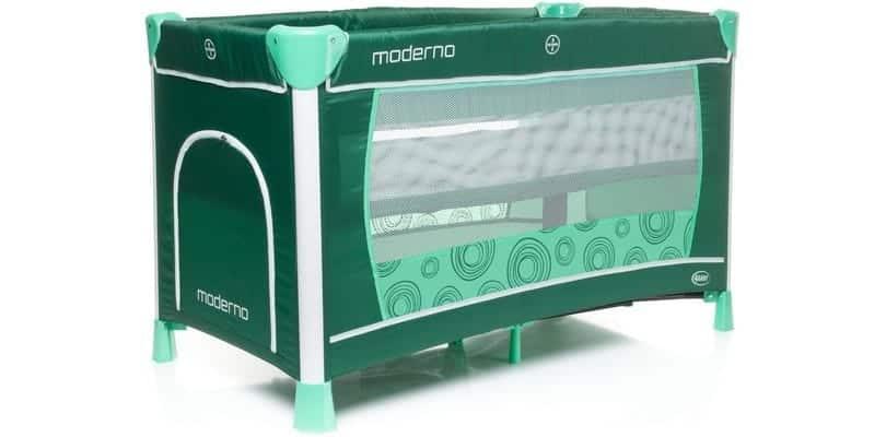 Łóżeczko turystyczne 4Baby Moderno