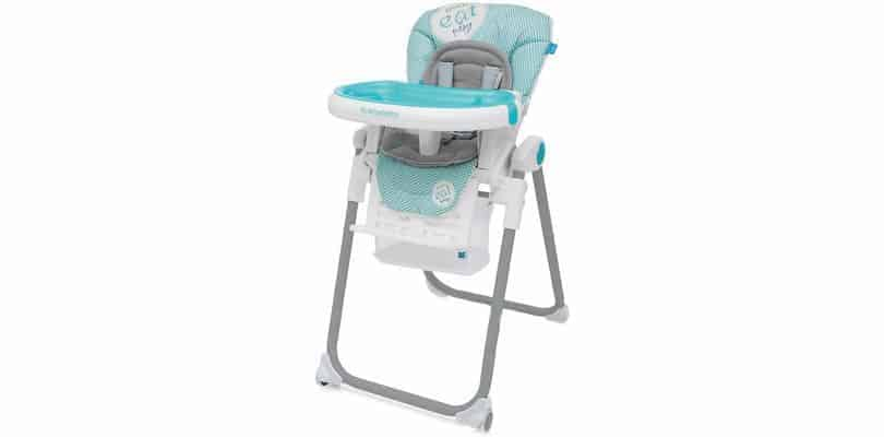 Krzesełko do karmienia Baby Design Lolly