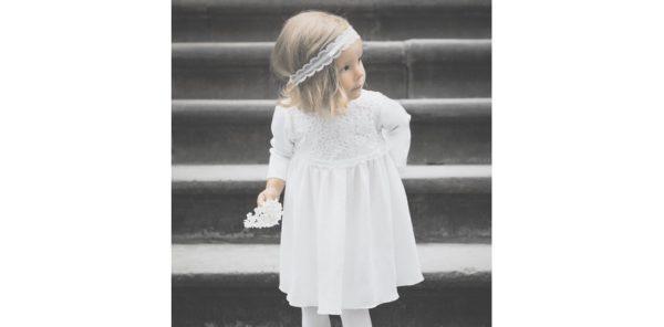 Sukienka na chrzest Balumi Emma