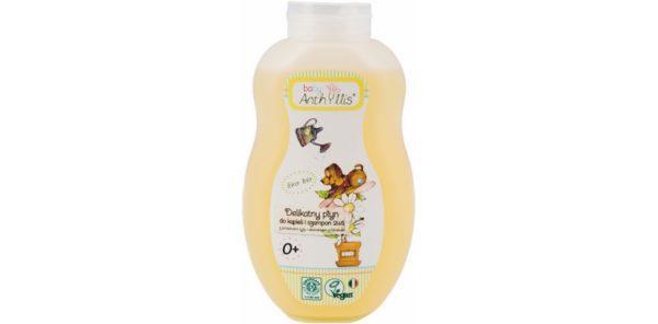 Ekopłyn do kąpieli i szampon Baby Anthyllis 400 ml