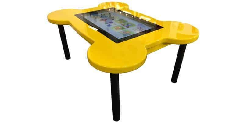 Stolik interaktywny dla dzieci Touchever Motylek