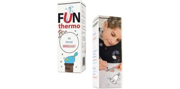 Eksperyment Funiversity Fun Thermo - jak skurczyć Mikołaja?