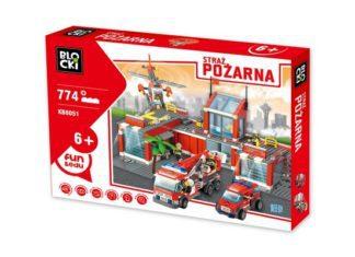 Komenda Straży Pożarnej Toys 4 All