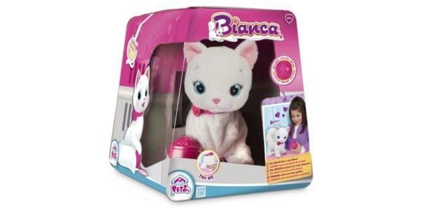 Interaktywny kotek IMC Bianca