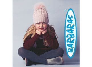Czapka dla dziewczynki Barbaras WP60