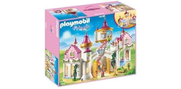 Zamek Księżniczki Playmobil 6848