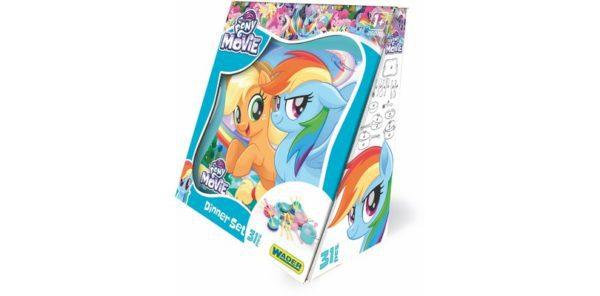 Zestaw obiadowy Wader-Woźniak My Little Pony