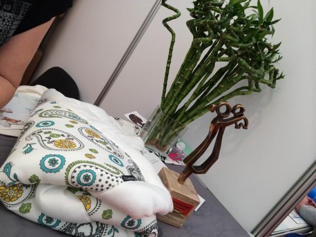 Rożek niemowlęcy Pure Algi Morskie marki Camphora