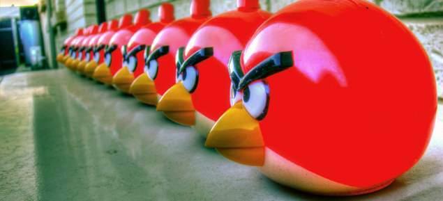 Nowa gra Angry Birds Go!