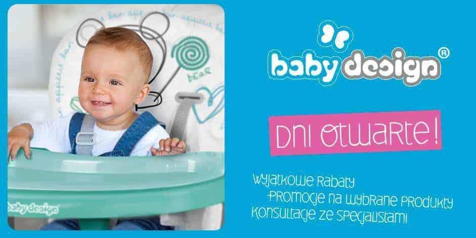 Baby Design zaprasza na Dni Otwarte.