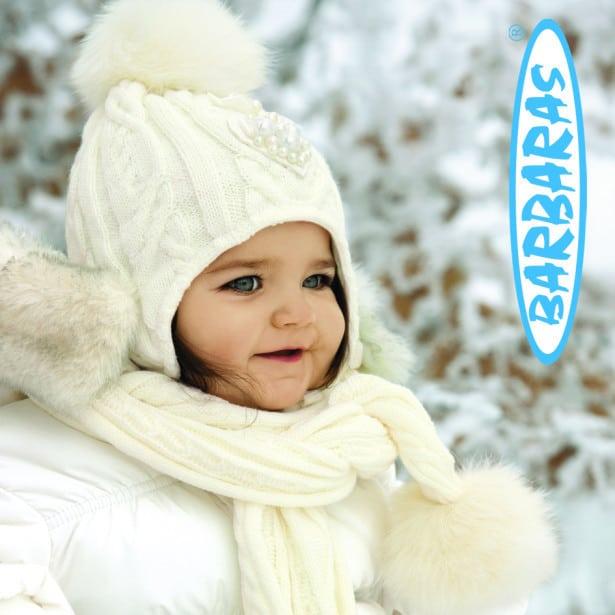 Barbaras. Czapka zimowa