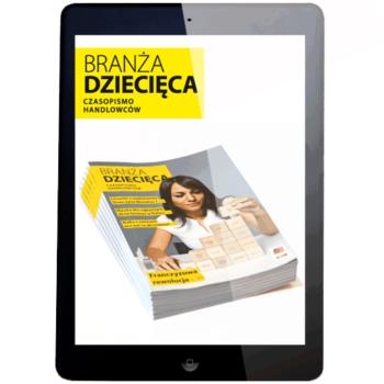 Branża Dziecięca - prenumerata elektroniczna