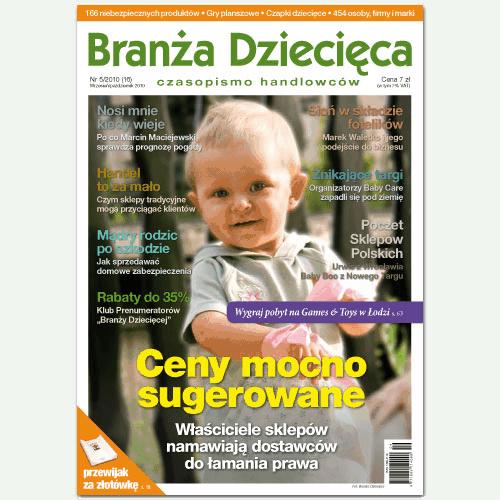 Branża Dziecięca 5/2010