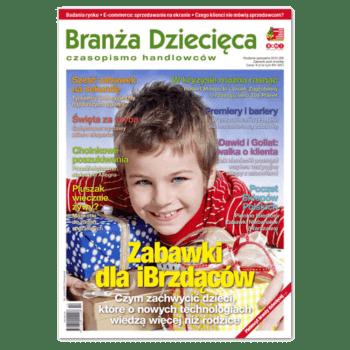 Branża Dziecięca - wydanie specjalne 2012
