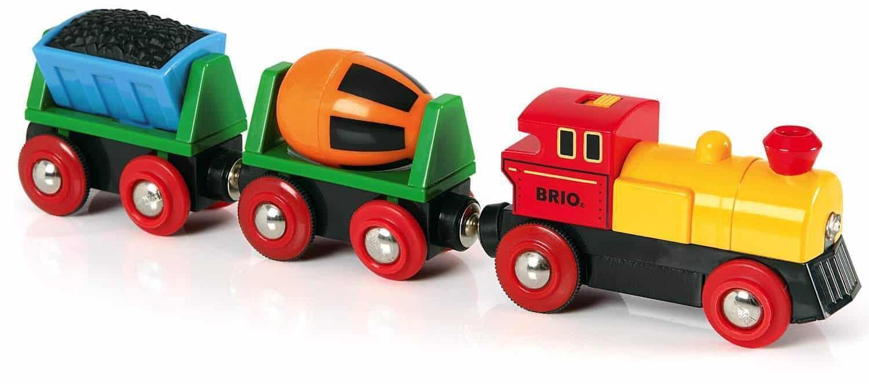 Brio produkuje zabawki od 130 lat.