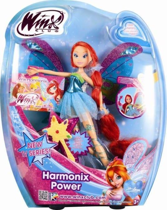 Lalki Winx Club: lalka Harmonix Power