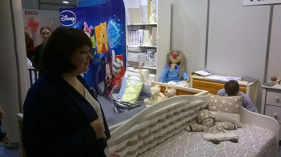 Na targach w Wilnie zadebiutowała firma Hevea. Fot.Hevea