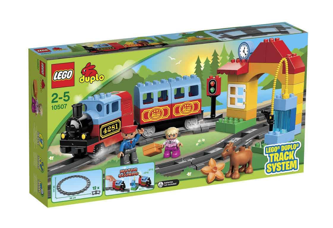 Lego. Mój pierwszy pociąg