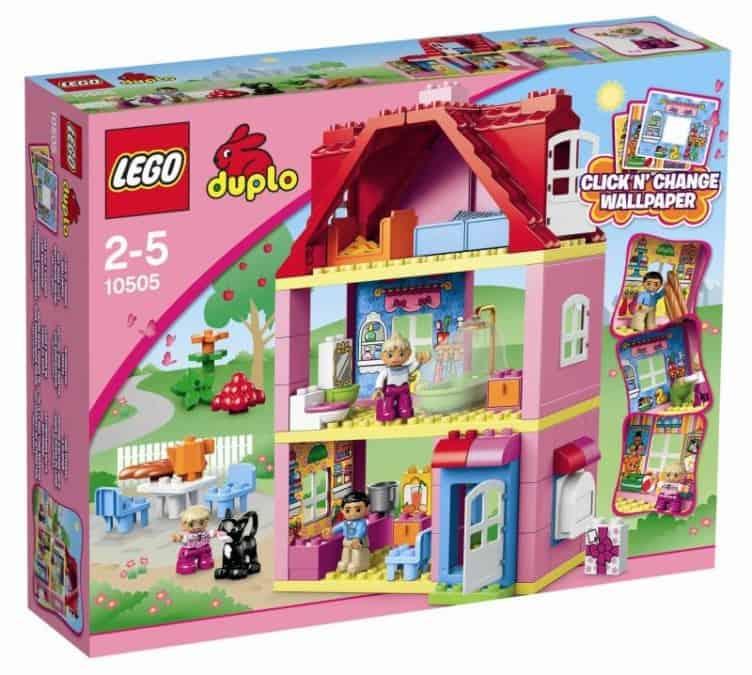 Klocki Lego Duplo domek do zabaw