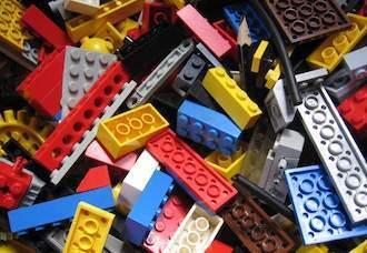 Klocki Lego ożyją dzięki aplikacji.