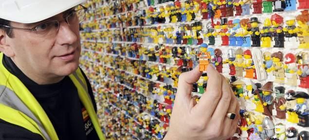 Lego zwiększa produkcję w Czechach