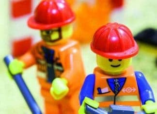 Konstrukcje z miliona klocków Lego od piątku można oglądać we Wrocławiu.