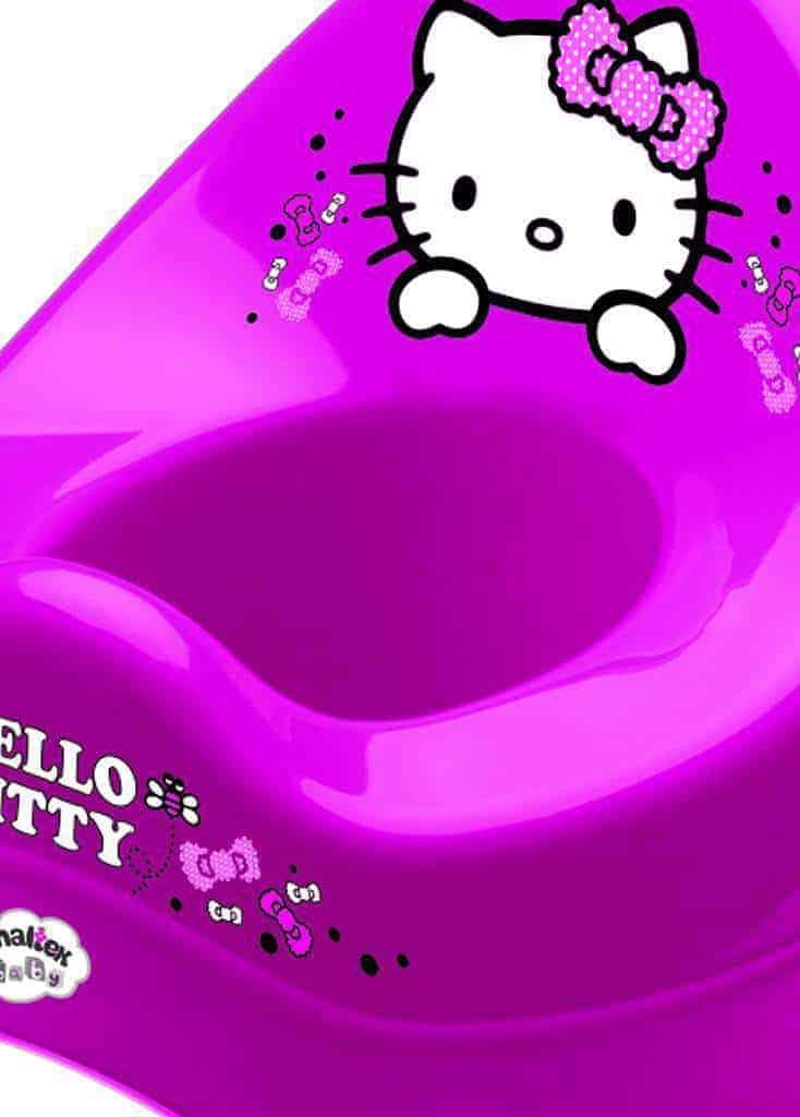 Nocnik Maltex Baby z kolekcji Hello Kitty