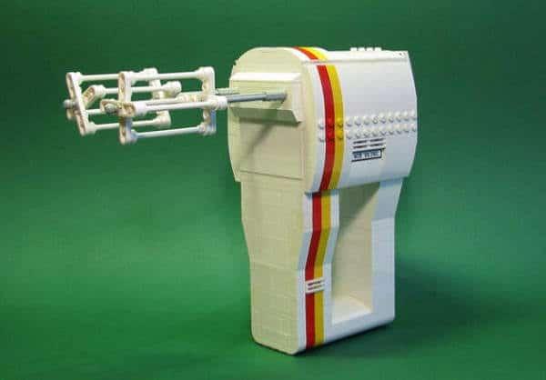 Mikser z klocków Lego
