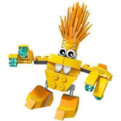 Mixels Series 1 Lego - jedna z nagrodzonych zabawek.