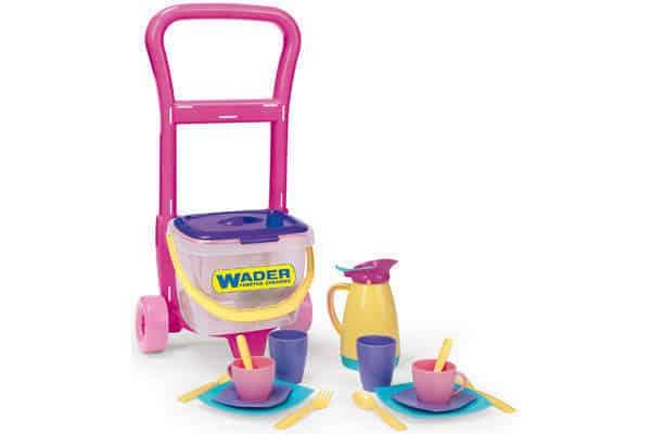 Wózek piknikowy Wader