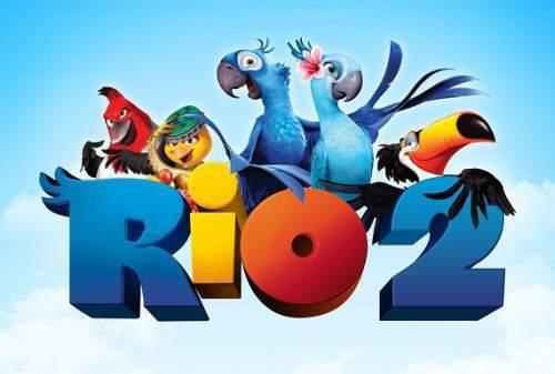 Rio 2 - premiera w maju.