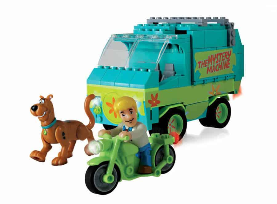 Cobi i Scooby Doo.