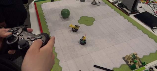 Lego współpracuje z Sony