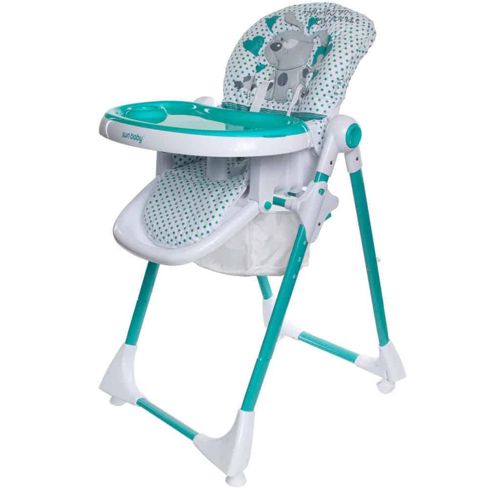 Sun Baby. Krzesełko do karmienia.